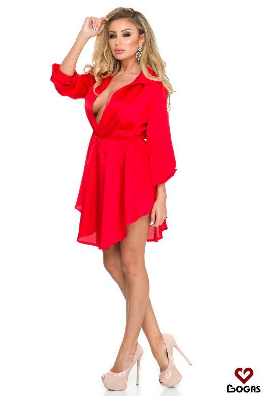 Rochie de Seara Tampico Red Bogas