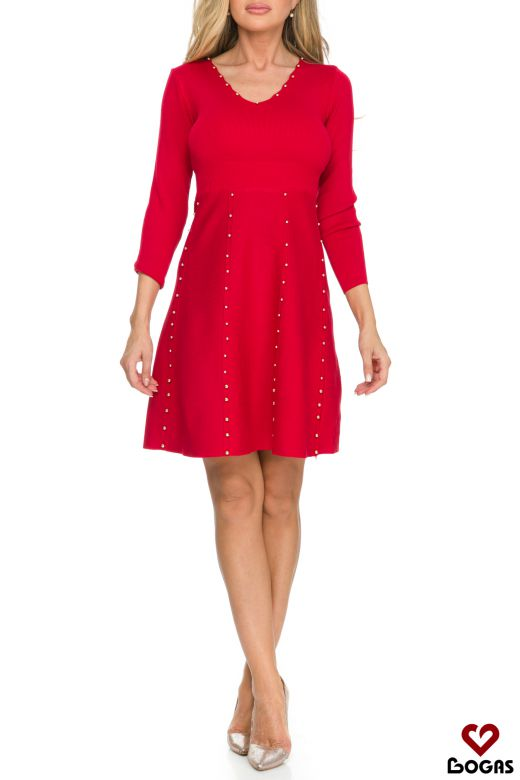 Rochie de Zi Anover Red Bogas