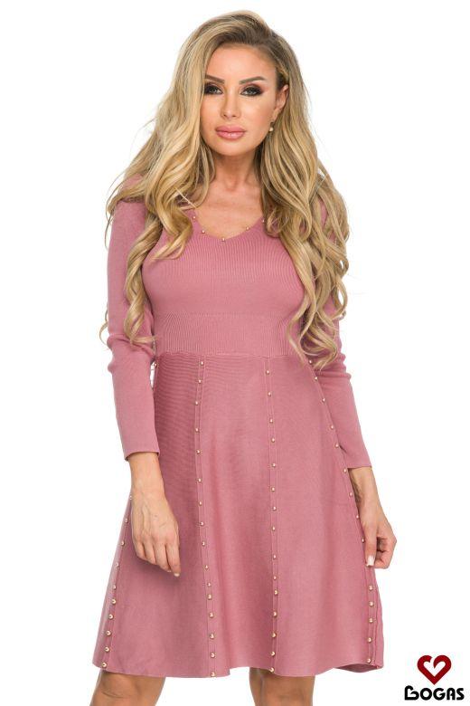 Rochie de Zi Anover Pink Bogas