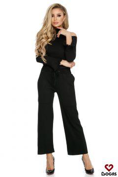Pantaloni Jarama Black Bogas