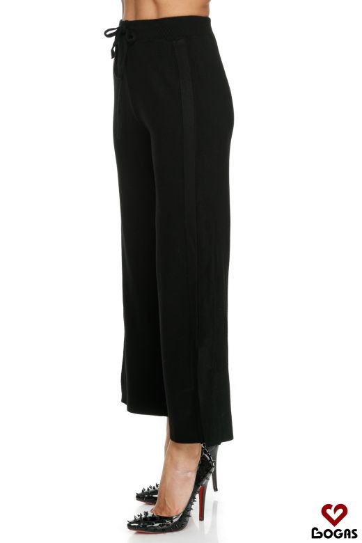 Pantaloni Borox Black Bogas