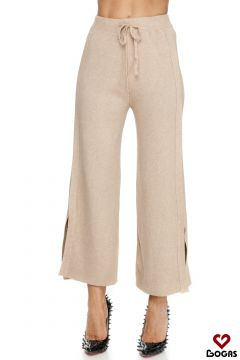 Pantaloni Borox Beige Bogas