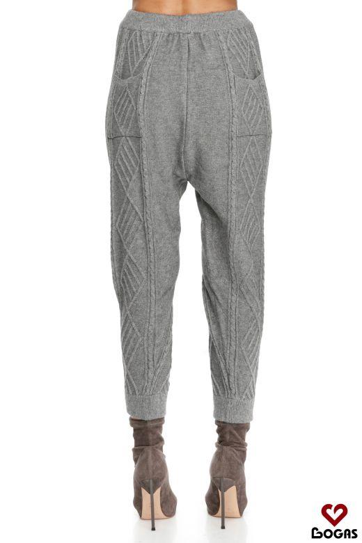 Pantaloni Caballeros Gray Bogas