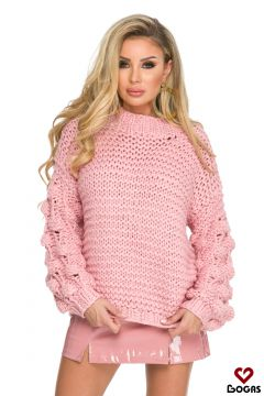 Pulover Pacific Pink Bogas