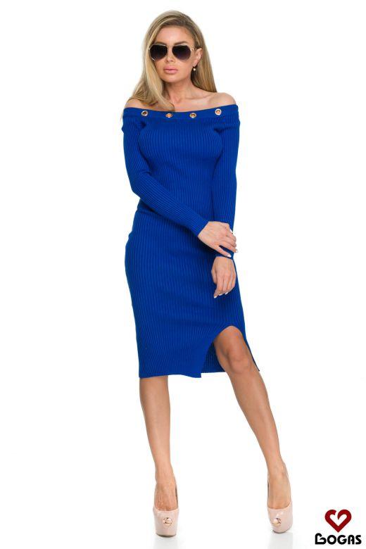 Rochie de Zi Mostoles Blue Bogas