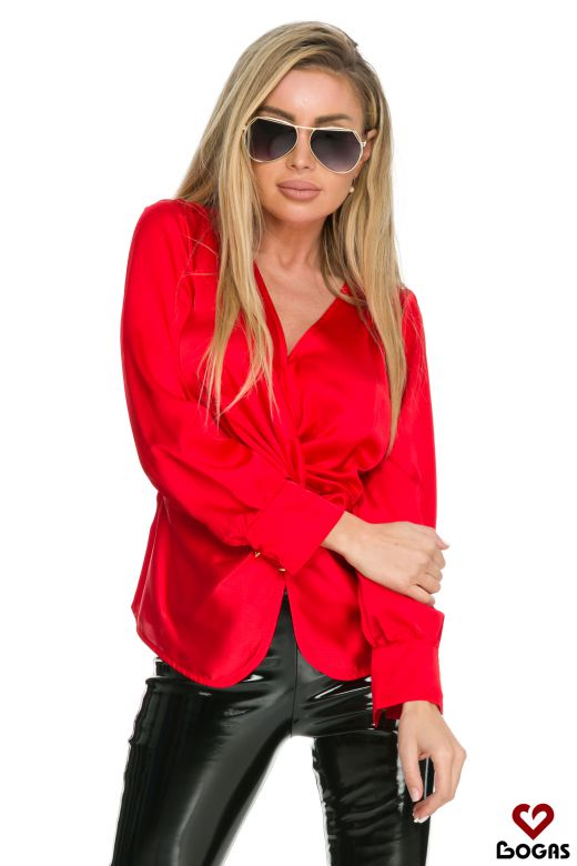 Bluza Parla Red Bogas