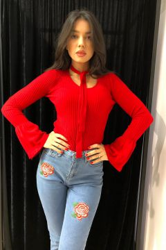 Bluza Gepis Red Bogas