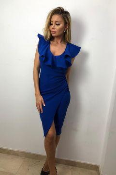 Rochie de Seara Centro Blue Bogas