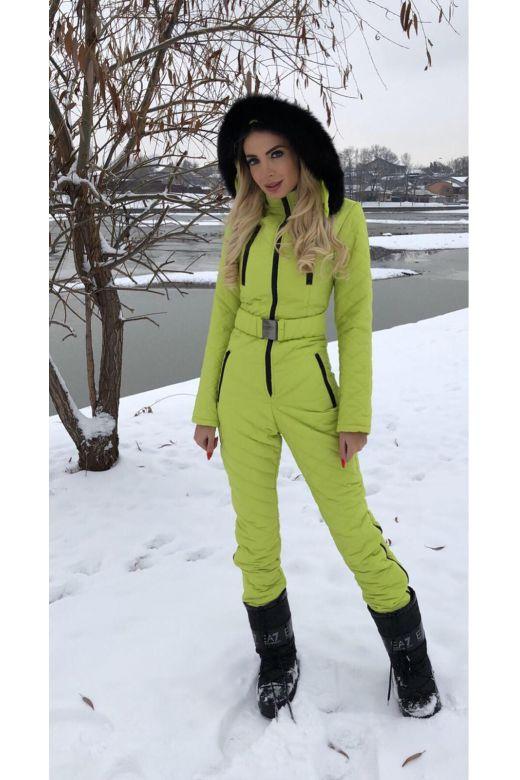 Salopeta Fasy Yellow Bogas