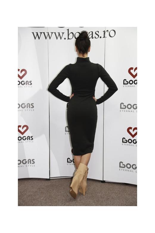 Rochie de Zi Black Beauty Bogas