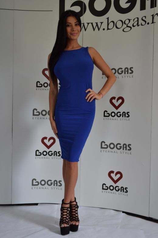 Rochie de Seara Blue Bogas