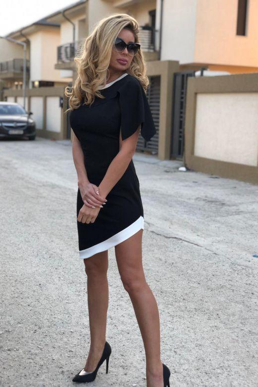 Rochie de Seara Nisstture Black Bogas