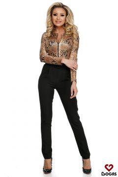 Pantaloni Verinod Black Bogas