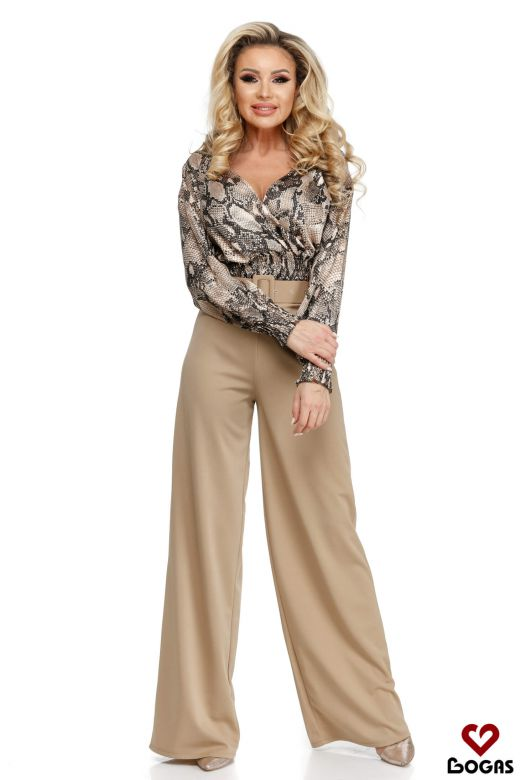 Pantaloni Incredibily Brown Bogas