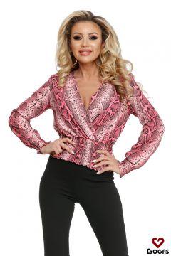 Camasa Hatice Pink Bogas