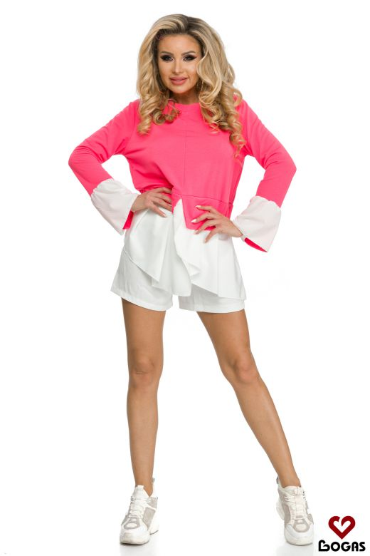 Bluza Alexxa Pink Bogas