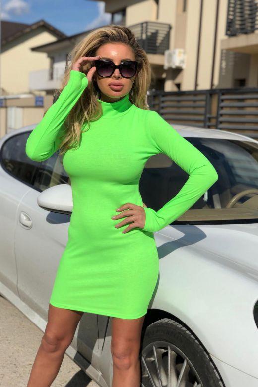 Rochie de Zi Locka Green Bogas