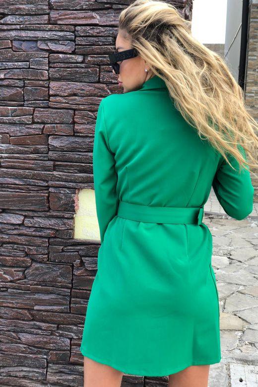 Rochie de Seara Effet Green Bogas
