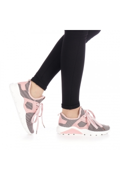 Pantofi sport dama Anyda roz