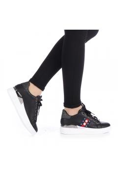 Pantofi sport dama Ispir negri
