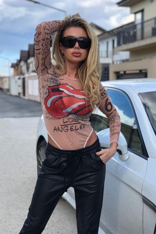 Body Los Angeles Beige Bogas