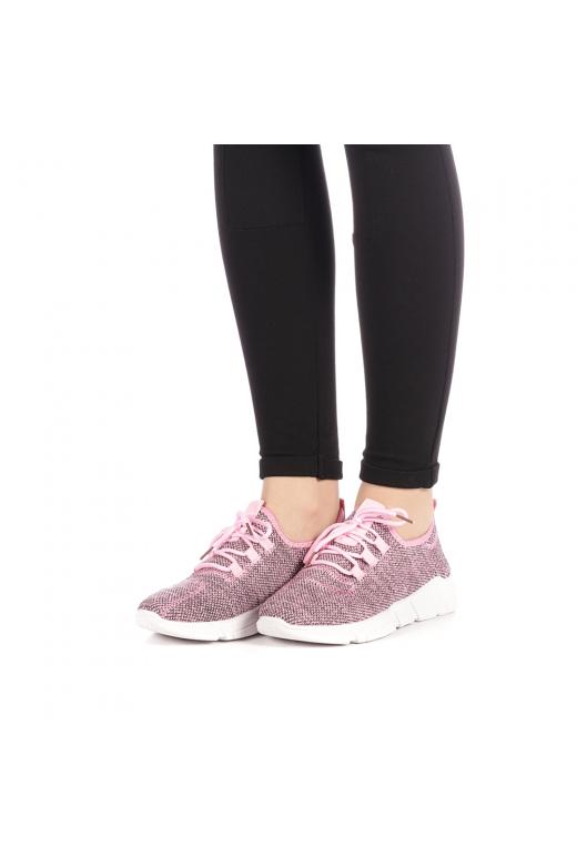 Pantofi sport dama Doros roz
