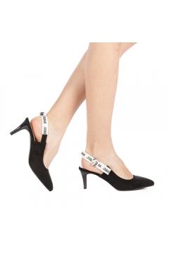 Pantofi dama Lipas negru