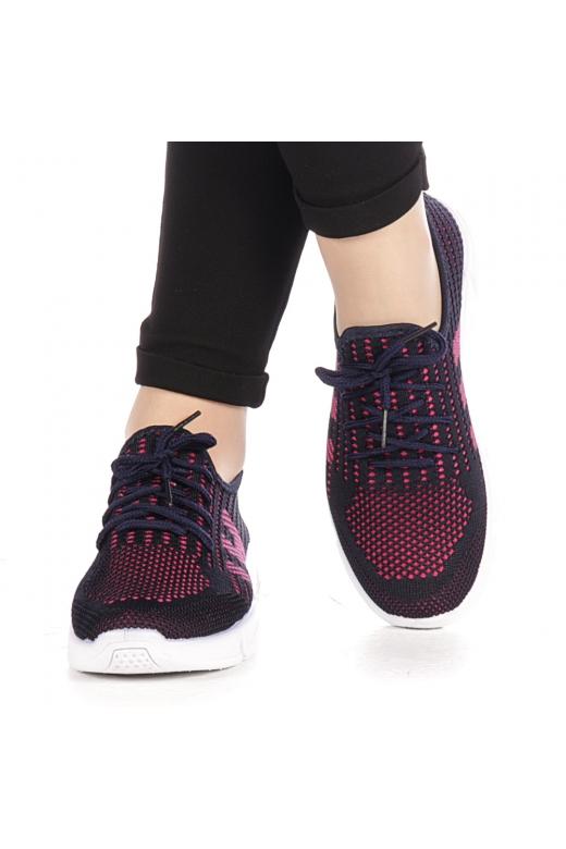 Pantofi sport dama Simesa navy