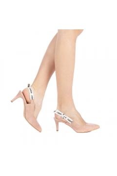 Pantofi dama Lipas roz