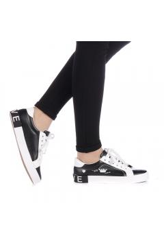 Pantofi sport dama Ribolia negri