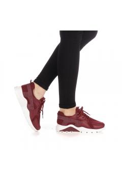 Pantofi sport dama Bless grena