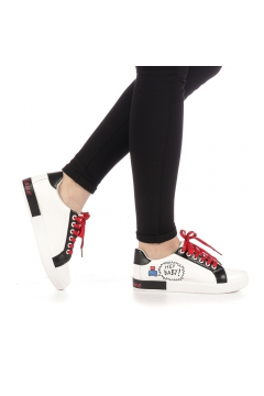Pantofi sport dama Storia albi