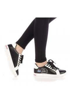 Pantofi sport dama Storia negri