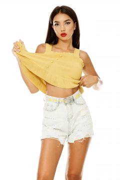 Maiou Monys Yellow Bogas