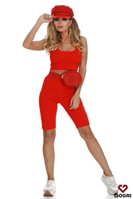 Sapca Towel Red Bogas