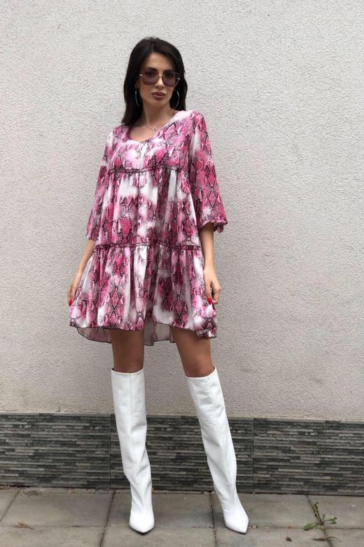 Rochie de Seara Storely Pink Bogas