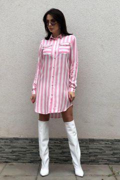 Camasa Keine Pink Bogas
