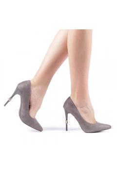 Pantofi dama Mortaro gri
