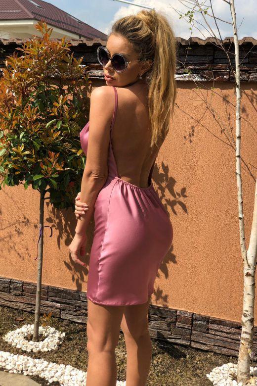 Rochie de Seara Villimar Pink Bogas