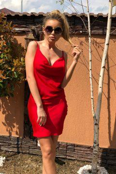 Rochie de Seara Villimar Red Bogas