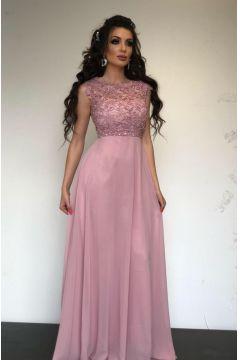 Rochie de Seara Gabry Pink Bogas