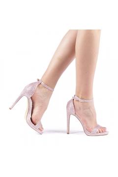 Sandale dama Tigera roz