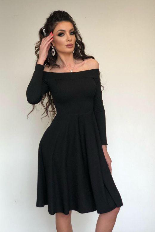 Rochie de Seara Feefy Black Bogas