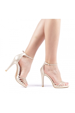 Sandale dama Axila aurii