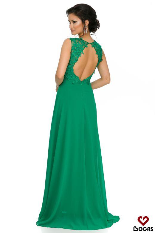 Rochie de Seara Pompasy Green Bogas