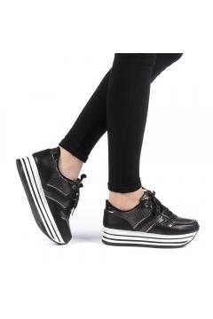 Pantofi sport dama Jammal negri