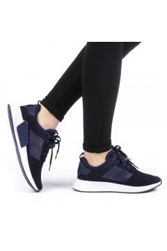 Pantofi sport dama Glasana albastri