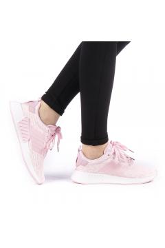 Pantofi sport dama Glasana roz