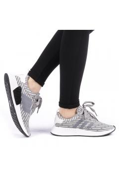Pantofi sport dama Drasma gri