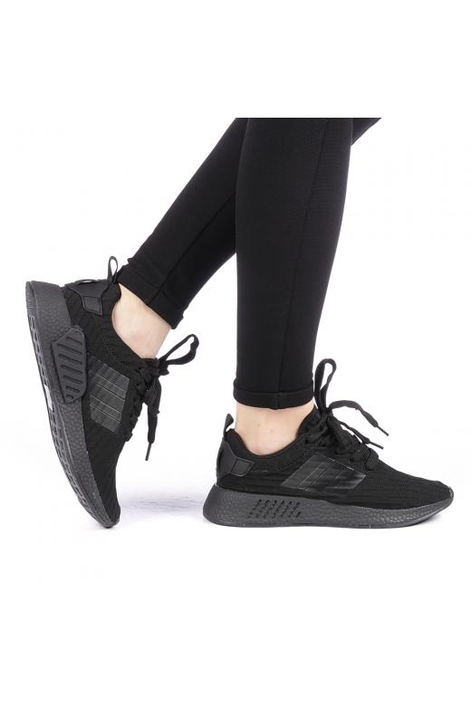 Pantofi sport dama Drasma negri